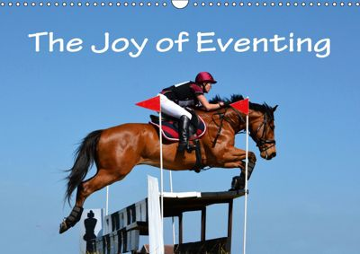 The Joy of Eventing (Wall Calendar 2019 DIN A3 Landscape), Anke van Wyk - www.germanpix.net, Anke van Wyk