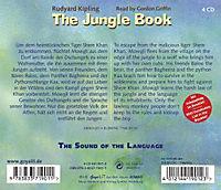 The Jungle Book, 4 Audio-CDs - Produktdetailbild 1