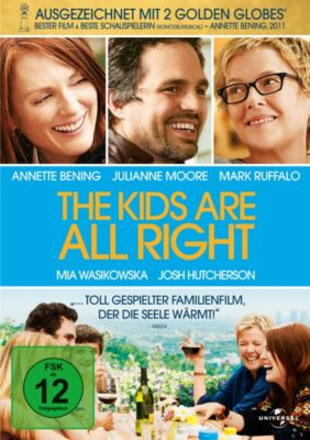 The Kids are all right, Julianne Moore,Mark Ruffalo Annette Bening