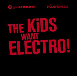 The Kids Want Electro!, Diverse Interpreten