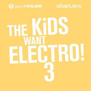 The Kids Want Electro III, Diverse Interpreten