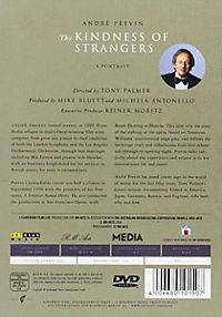 The Kindness of Strangers: Andre Previn - A Portait - Produktdetailbild 1