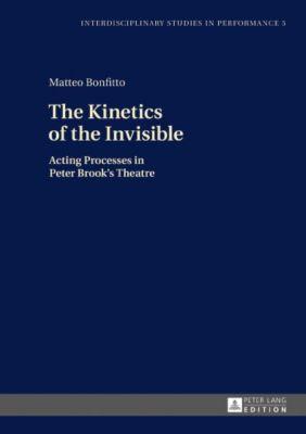 The Kinetics of the Invisible, Matteo Bonfitto