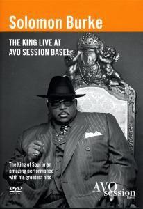 The King Live At Avo Sessions, Solomon Burke