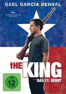 The King oder Das 11. Gebot, Milo Addica, James Marsh