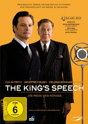 The King's Speech - Die Rede des Königs, The King's Speech