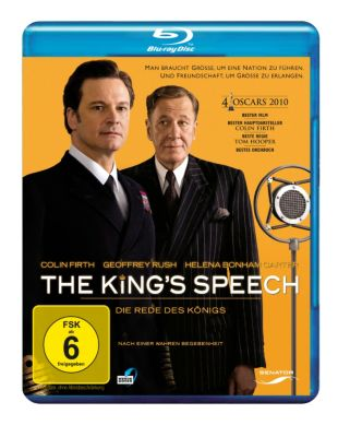 The King's Speech - Die Rede des Königs, David Seidler