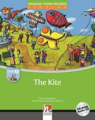 The Kite, mit 1 CD-ROM/Audio-CD, m. 1 CD-ROM, 2 Teile, Rick Sampedro