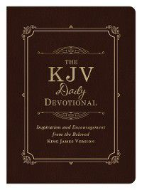 The KJV Daily Devotional, Compiled by Barbour Staff