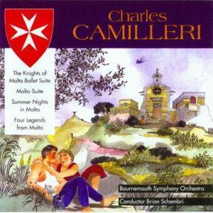 The Knights Of Malta, Bournemouth Symphony Orchestra, Bournemouth Symph.-schembri, Brian Schembri