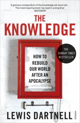 The Knowledge, Lewis Dartnell