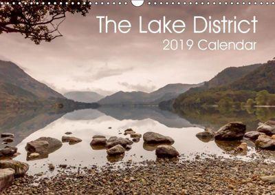 The Lake District 2019 Calendar (Wall Calendar 2019 DIN A3 Landscape), Neil Alexander