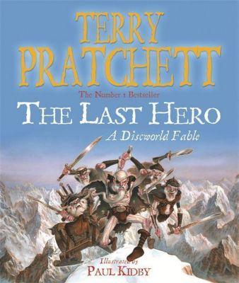 The Last Hero, Terry Pratchett