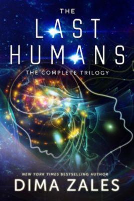 The Last Humans: The Complete Trilogy, Anna Zaires, Dima Zales