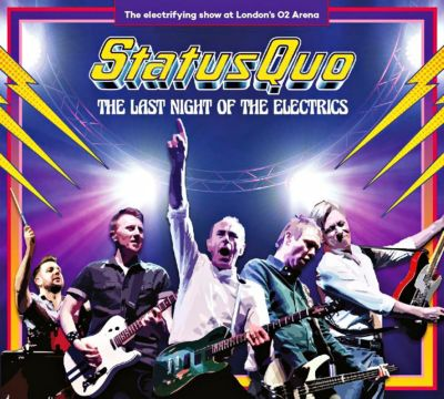 The Last Night Of The Electrics (2 CDs), Status Quo
