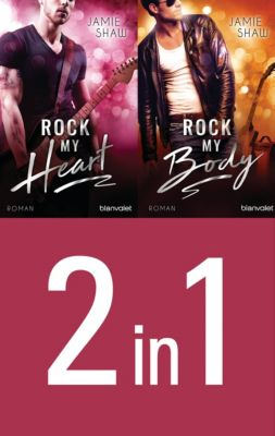 The Last Ones to Know: Rock my Heart / Rock my Body (2in1-Bundle), Jamie Shaw