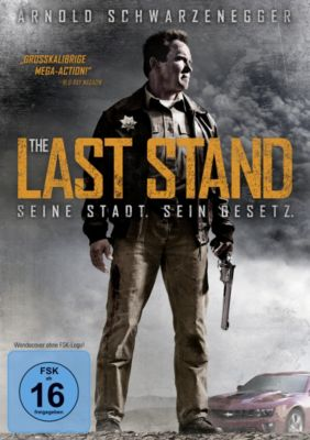 The Last Stand, Arnold Schwarzenegger, Johnny Knoxville