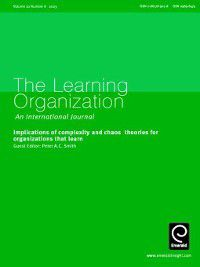 The Learning Organization: The Learning Organization, Volume 10, Issue 6