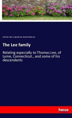 The Lee family, Orrin Peer Allen, Irving Call Lee, Samuel Orlando Lee