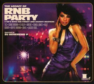 The Legacy Of Rn'B Party, Diverse Interpreten