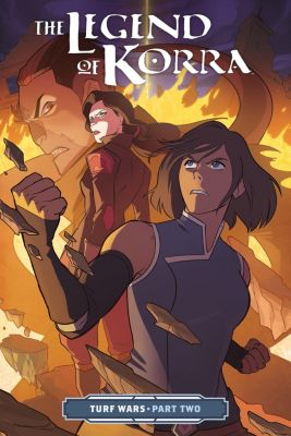 The Legend of Korra: Turf Wars, Michael D. DiMartino