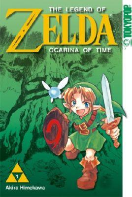 The Legend of Zelda - Ocarina of Time, Akira Himekawa