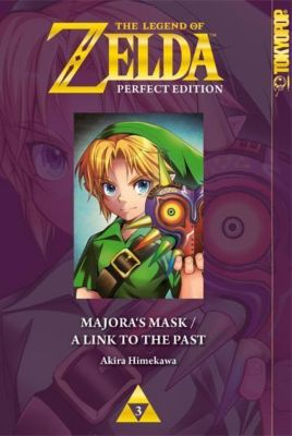 The Legend of Zelda - Perfect Edition - Majora's Mask / A Link to the Past, Akira Himekawa