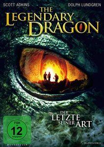 The Legendary Dragon - Der Letzte seiner Art, Andy Briggs