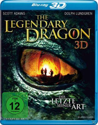 The Legendary Dragon - Der letzte seiner Art, Scott Adkins, Dolph Lundgren