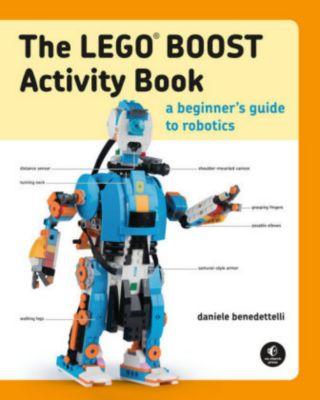 The LEGO BOOST Activity Book, Daniele Benedettelli