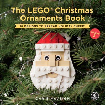 The LEGO Christmas Ornaments Book, Chris Mcveigh