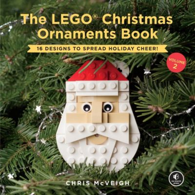 The LEGO Christmas Ornaments Book, Chris Mcveigh