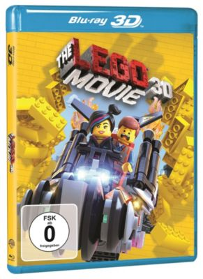 The LEGO® Movie - 3D-Version