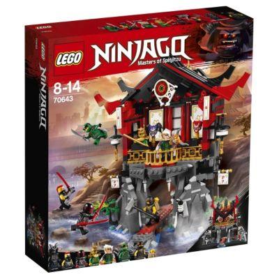THE LEGO® NINJAGO® Movie? 70643 Tempel der Auferstehung, 765 Teile
