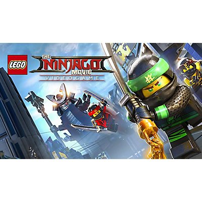 The Lego Ninjago Movie Video Game Software Games Download