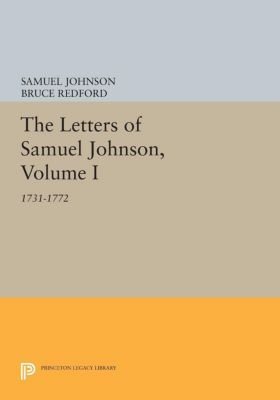 The Letters of Samuel Johnson, Volume I, Samuel Johnson
