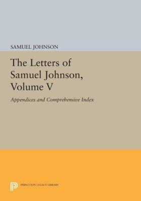 The Letters of Samuel Johnson, Volume V, Samuel Johnson