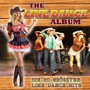 The Line Dance Album-Die 20 Gr, Western Cowboys