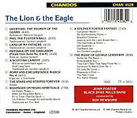 The Lion And The Eagle - Produktdetailbild 1