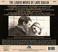 The Liquid Moves Of Lars Gullin - Produktdetailbild 1