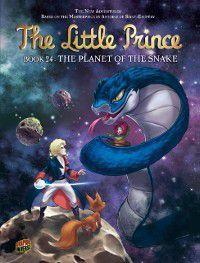 The Little Prince: Planet of the Snake, Julien Magnat