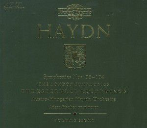 The London Symphonies, Adam Fischer, Austro-Hungarian Haydn Orchestra