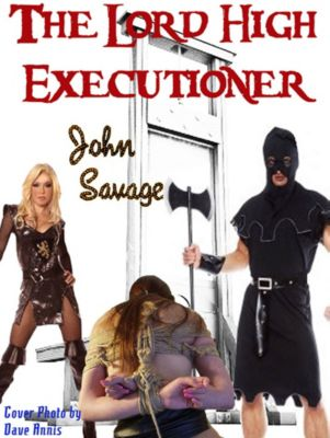 The Lord High Executioner, John Savage