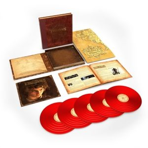 The Lord Of The Rings:The Fellowship Of The Ring (The Complete Recordings, 5 LPs) (Vinyl), Ost, Howard Shore