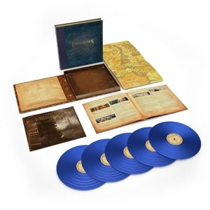 The Lord Of The Rings: The Two Towers - The Complete Recordings (5 LPs) (Vinyl), Ost, Howard Shore