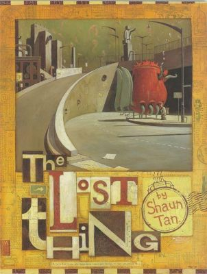 The Lost Thing, Shaun Tan