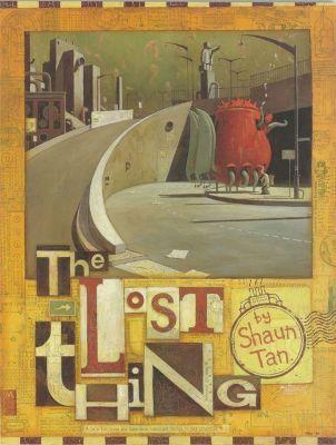 The Lost Thing, Shaun Tan