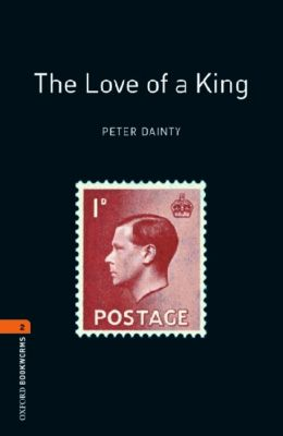 The Love of a King, Peter Dainty
