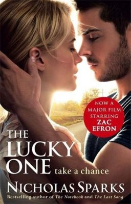 The Lucky One, Film Tie-In, Nicholas Sparks
