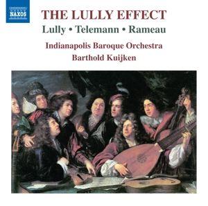 The Lully Effect, Barthold Kuijken, Indianapolis Baroque Orchestra
